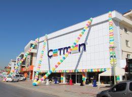 İzmir Zincir Balon Süsleme
