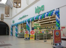 Mağaza Promosyon Dönemlerinde Balon Süsleme İzmir