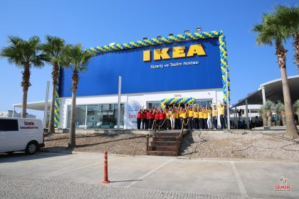 Mağazaların Promosyon Dönemlerinde Balon Süsleme Hizmeti İzmir Organizasyon
