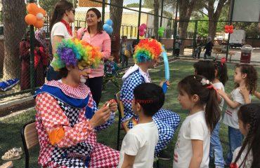 Manisa Çocuk Şenliği Organizasyonu İzmir Organizasyon