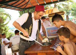 İzmir Maraş Dondurmacısı Kiralama