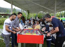 Piknik Organizasyonu Masa Langırt Oyunu Kiralama