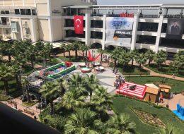 Festival Organizasyonu Şişme Oyuncak Kiralama İzmir