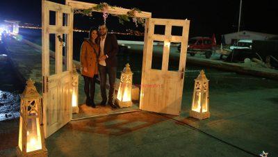 Karşıyaka Yelken Kulubu Evlilik Teklifi Organizasyonu İzmir Organizasyon