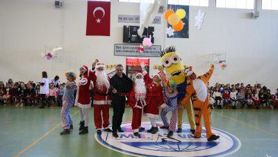 MEV Koleji Yılbaşı Eğlencesi Organizasyonu