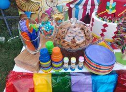 Catering Ekipmanları Kiralama ve Masa Süsleme Doğum Günü Organizasyonu Milas