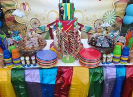 Temalı Doğum Günü Organizasyonu Catering Ekipmanları Kiralama ve Ekipman Temini