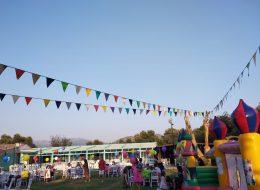 Doğum Günü Organizasyonu Şişme Oyuncak Kiralama ve Balon Süsleme Milas
