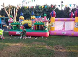 Zıp Zıp Şişme Oyuncaklarda Eğlenceli Dakikalar Milas Doğum Günü Organizasyonu