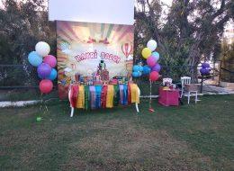 Uçan Balon Süsleme ve Şeker Barı Kurulumu Doğum Günü Organizasyonu Milas