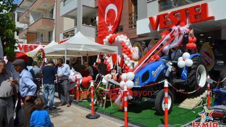 Milas Mustafa Çoban Vestel Mağazaları Açılış Organizasyonu