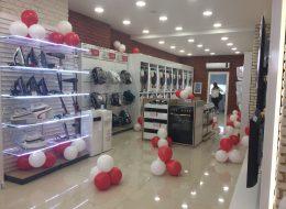 Mağaza İçi Balon Süslemeleri Muğla