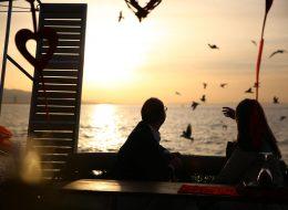 İzmir Körfezde Evlenme Teklifi Organizasyonu