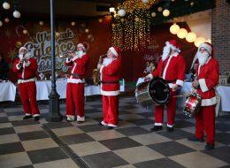 Noel Baba Bando Ekibi İzmir