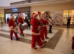İzmir Noel Baba Bandosu Kiralama