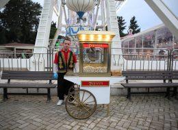 Popcorn Makinesi Kiralama İzmir