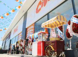 Mağaza ve Kurumsal Organizasyonlar Pamuk Şekerci Kiralama İzmir