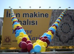 Açılış Organizasyonu Zincir Balon Süsleme İzmir