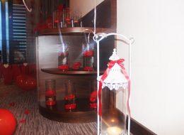 Ferforje Denizci Fenerleri ile Otel Odasında Romantik Evlilik Teklifi Organizasyonu