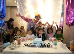 Otelde Doğum Günü Organizasyonu İzmir