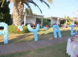 Özel Şekilli Balon Hizmeti İzmir Organizasyon