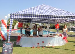 Doğum Günü Organizasyonu Özel Şekilli Balon Servisi İzmir Organizasyon