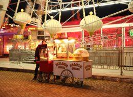 İzmir Pamuk Şeker Arabası Kiralama