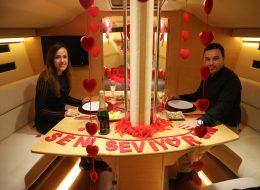 Romantik Evlilik Teklifi Organizasyonu ve Körfez Turu İzmir