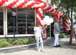 Baskılı Balon Dağıtımı İzmir