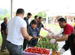 Servis Elemanı Kiralama ve Piknik İkramları İzmir Aile Günü Organizasyonu