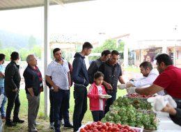 Catering Ekipmanları Kiralama İzmir Piknik Organizasyonu
