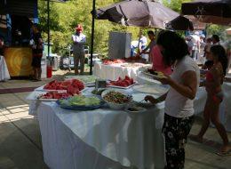 Kahvaltılık Servisi ve Piknik İkramları İzmir Organizasyon