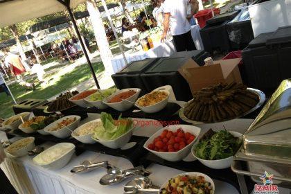 Piknik İkramları Temini Catering Hizmetleri İzmir Organizasyon