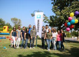 Renkli Uçan Balon Süsleme İzmir Piknik Organizasyonu