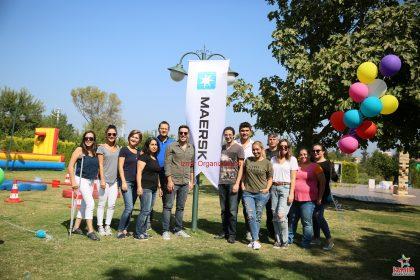 İzmir Şirket Piknik Organizasyonu Uçan Balon Süsleme