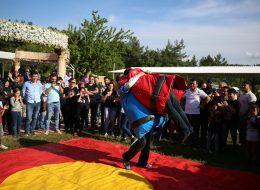 Sumo Güreşi Oyun Parkuru Kiralama Şirket Piknik Organizasyonu İzmir