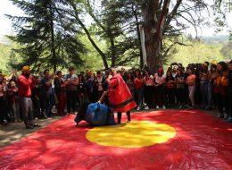 Eğitim Kurumları Piknik Organizasyonu Şişme Oyuncak Kiralama İzmir