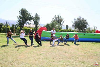 Piknik Organizasyonu Halat Çekme Yarışması İzmir