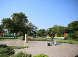 İzmir Piknik Organizasyonu Oyun Parkuru Kiralama