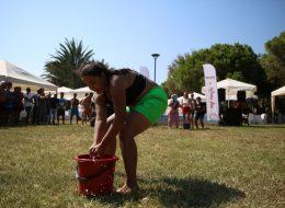 Süngerle Su Taşıma Yarışması Şirket Piknik Organizasyonu İzmir
