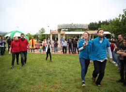 İkiz Tişört ile Yumurta Taşıma Yarışması İzmir Piknik Organizasyonu