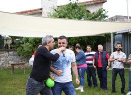Helyum Gazlı Balon ile Şarkı Söyleme Yarışması ve Mc Show İzmir Piknik Organizasyonu