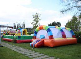 Top Havuzu ve Şişme Çocuk Oyuncakları Kiralama İzmir
