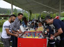 Masa Langırtı Kiralama İzmir Piknik Organizasyonu