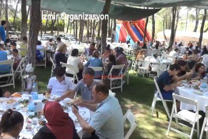 Poyraz Oto Şirket Pikniği Aile Günü Organizasyonu İzmir Organizasyon
