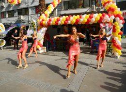 Açılış Organizasyonu Mezdeke Dans Grubu Temini