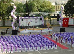 Mezuniyet Organizasyonu Sahne Sistemleri Kiralama İzmir