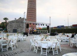 Düğün Organizasyonu Profesyonel Ses Sahne ve Işık Sistemi Kiralama İzmir