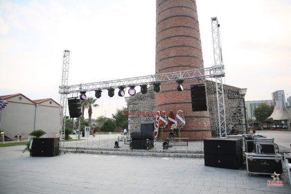 Profesyonel Ses Sistemi Sahne Sistemleri ve Işık Sistemleri Kiralama İzmir