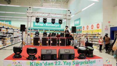 Ses Sistemi Kiralama İzmir Organizasyon